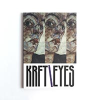 Скетчбук Kraftsketchbook «Krft eyes Schiele»